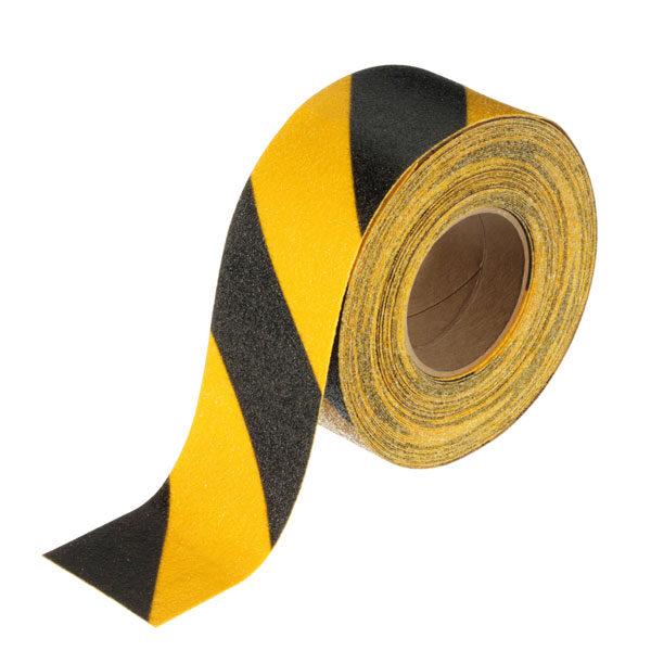 Antiklizna traka žuto/crna 3M 50mm x 20m