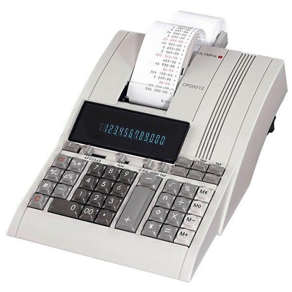 Računska mašina OLYMPIA CPD 5212