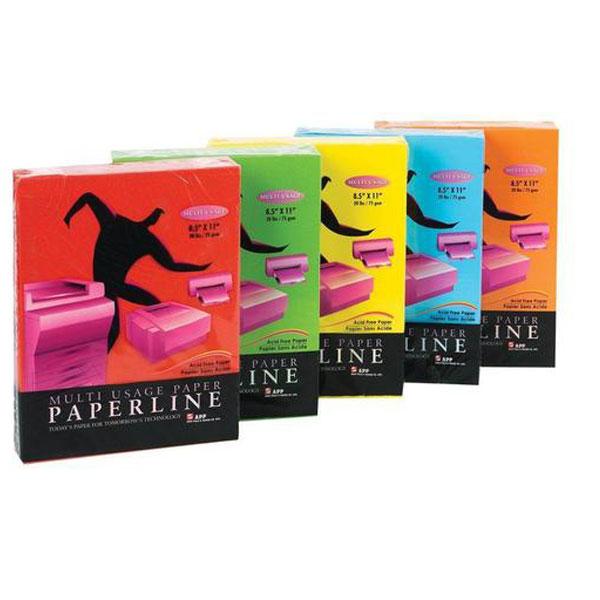 Fotokopir papir u boji A4/500 80g INTENZIVNI