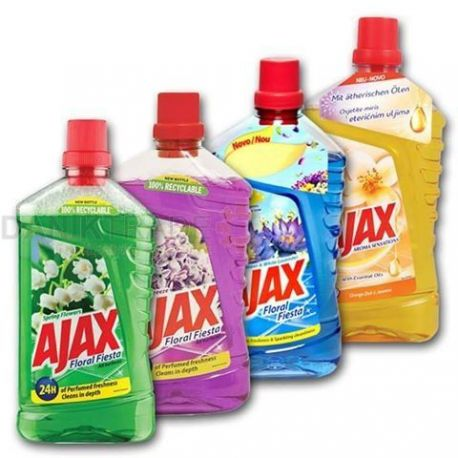 Sredstvo za čišćenje podova AJAX 1L