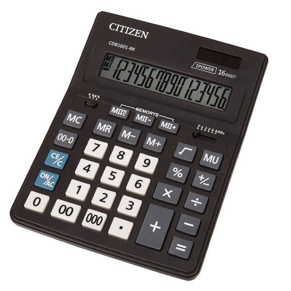 Digitron CITIZEN CDB-1601 16 cifara