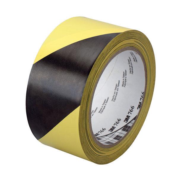 Traka za obeležavanje žuto/crna 3M