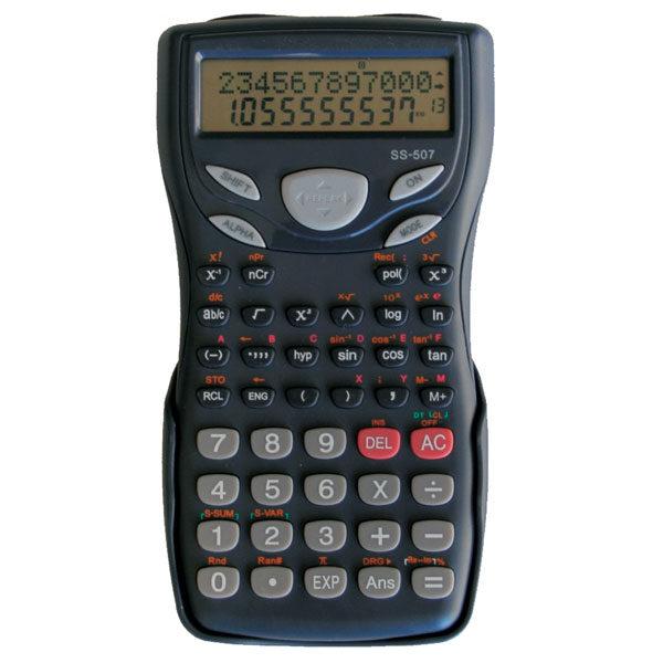 Digitron matematički OPTIMA SS-507 244 funkcije