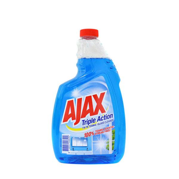 Sredstvo za čišćenje stakla AJAX dopuna 750ml
