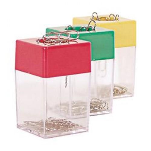 Kutija za spajalice sa magnetom