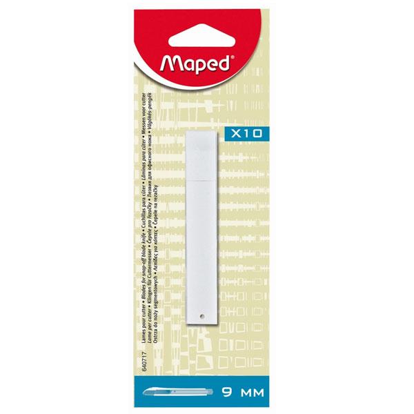 Nož za skalpel 9mm MAPED 1/10