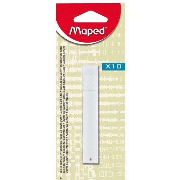 Nož za skalpel 18mm MAPED 1/10