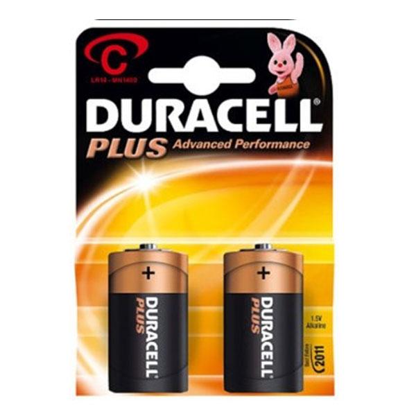 Baterija DURACELL alkalna LR14 1.5V 1/2