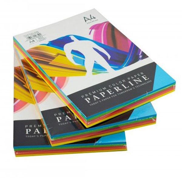 Fotokopir papir u boji mix A4/250 80g INTENZIVNI