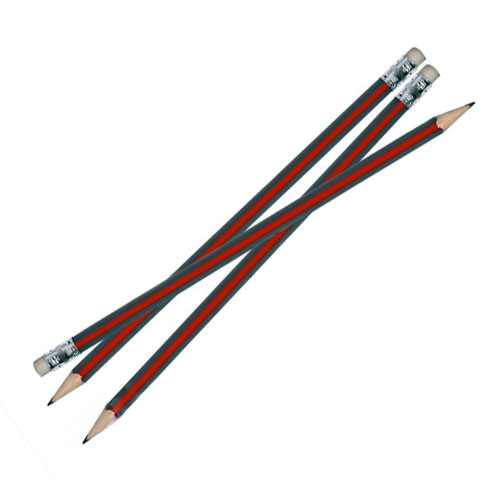 Grafitna olovka HB sa gumicom