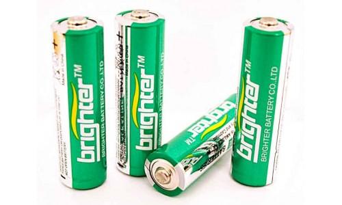 Baterija LR6 (AA) Alkalna BRIGHTER
