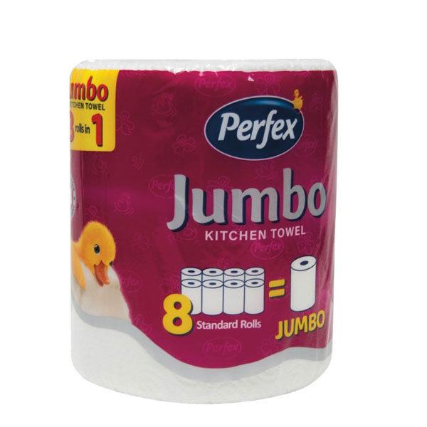 Ubrus 1/1 PERFEX Jumbo 2 slojni
