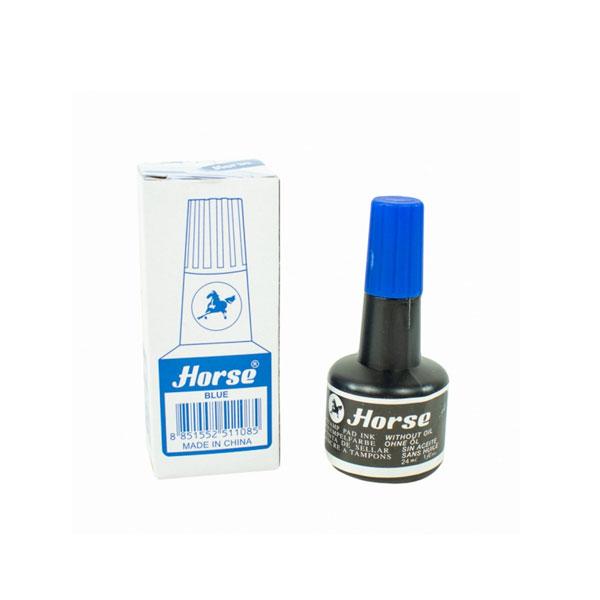 Boja za pečate HORSE plava