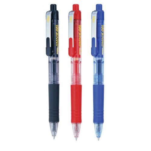 Hemijska olovka GEL INK crna