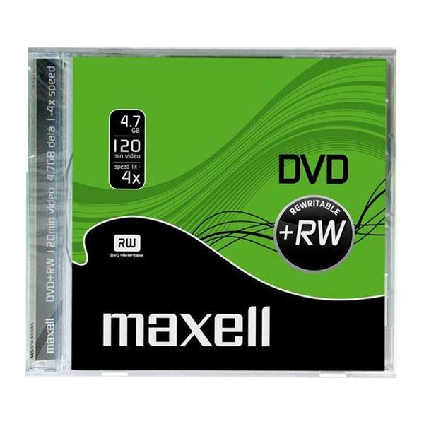 DVD+RW 4X MAXELL 1/1
