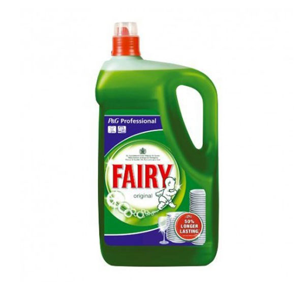 Deterdžent za pranje sudova FAIRY 5l