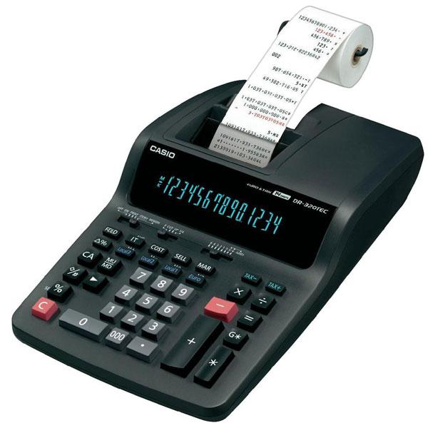 Računska mašina CASIO DR-320TEC