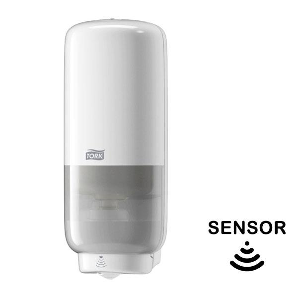Dispenzer za tečni sapun u peni TORK S4 sa senzorom beli