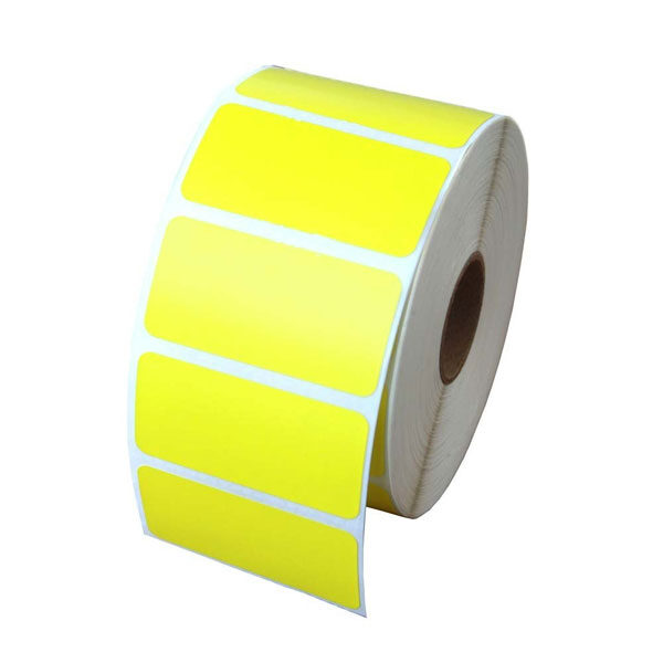 Nalepnice 32x25 žute u rolni 1/7850