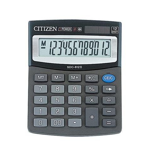 Digitron CITIZEN SDC-812NR
