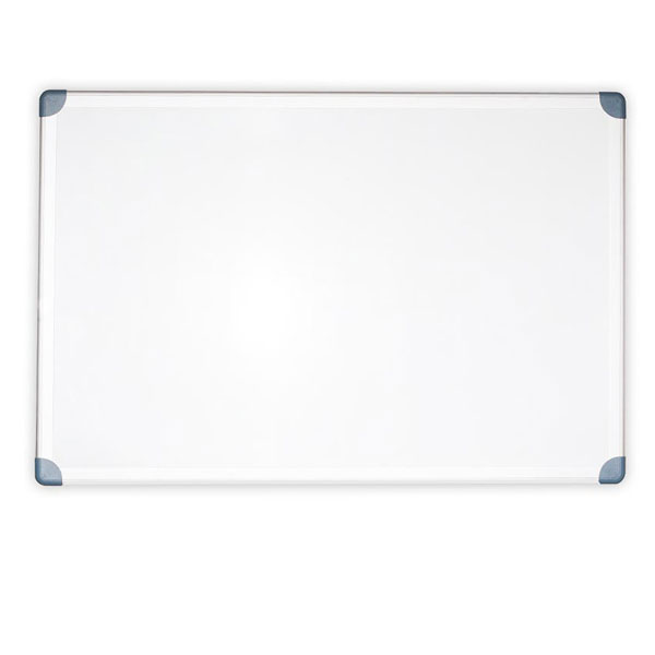 Tabla bela magnetna 120x180cm alu ram