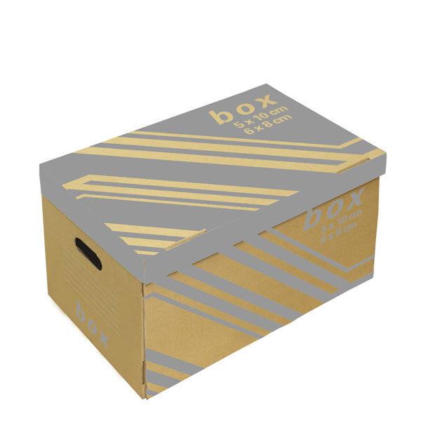 Kutija za arhiviranje sa poklopcem Fornax