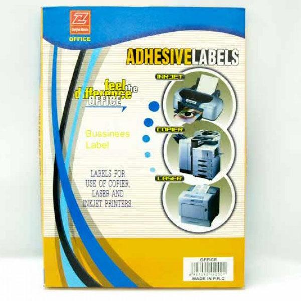Nalepnice 210X297mm A4/100 - 100 nalepnica