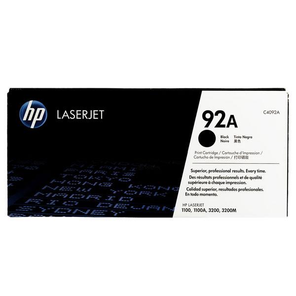 Toner Laser HP LJ 1100/3200 C4092A
