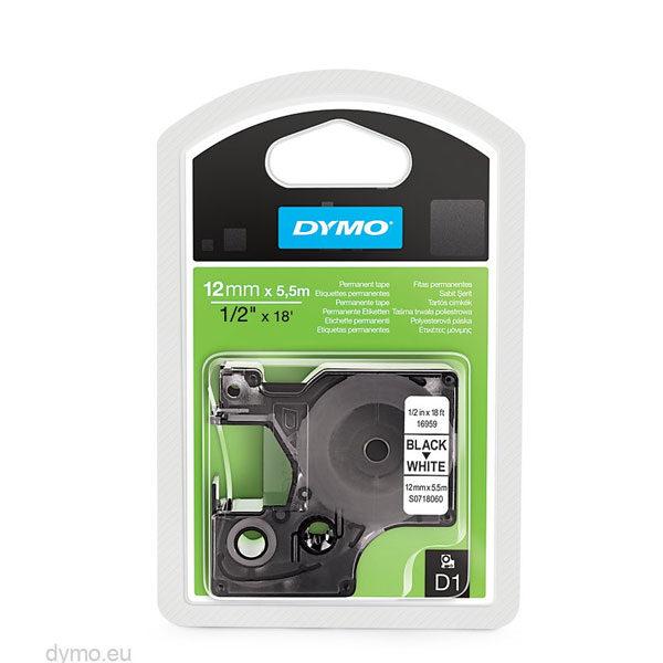 Traka za DYMO aparat D1 12mm x5