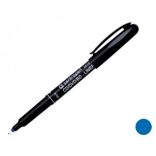 Flomaster za CD plavi CENTROPEN 4616