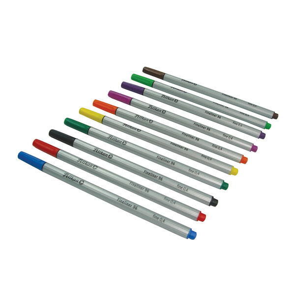 Flomaster 0.4 PELIKAN Fineliner 96