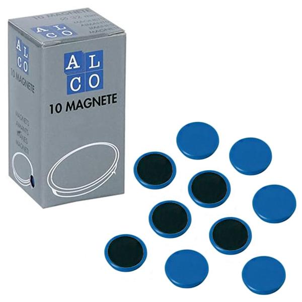 Magneti za belu tablu 24mm 1/10 ALCO