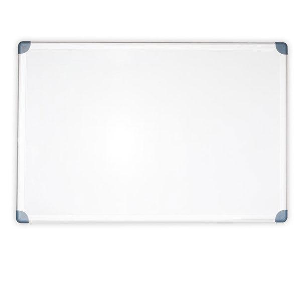 Tabla bela magnetna 40x60cm alu ram