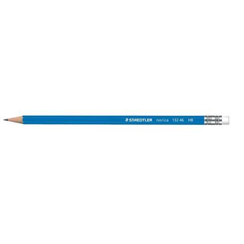 Grafitna olovka STAEDTLER NORICA sa gumicom