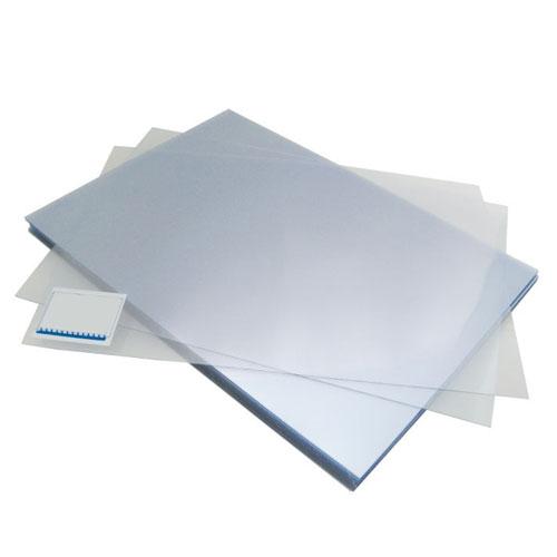 PVC Korice A4 180 mikrona prozirne 1/100
