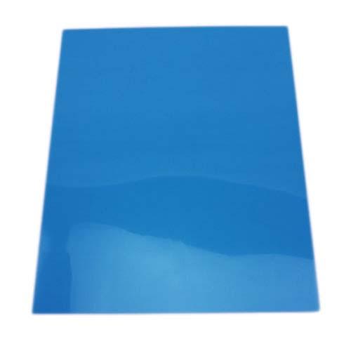PVC Korice A4 180 mikrona plave 1/100