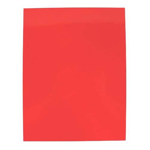 PVC Korice A4 180 mikrona crvena 1/100
