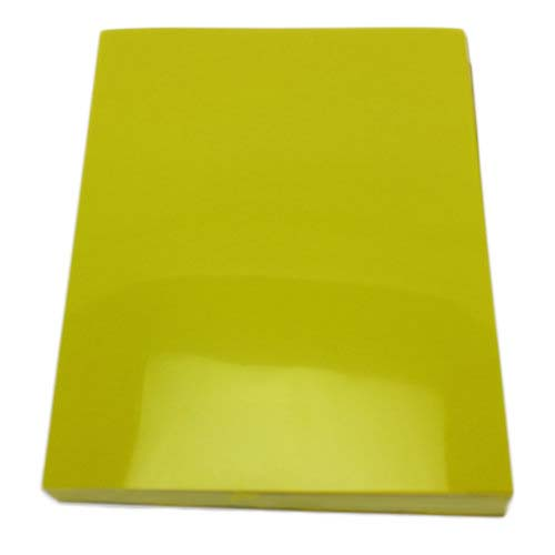PVC Korice A4 180 mikrona žute 1/100