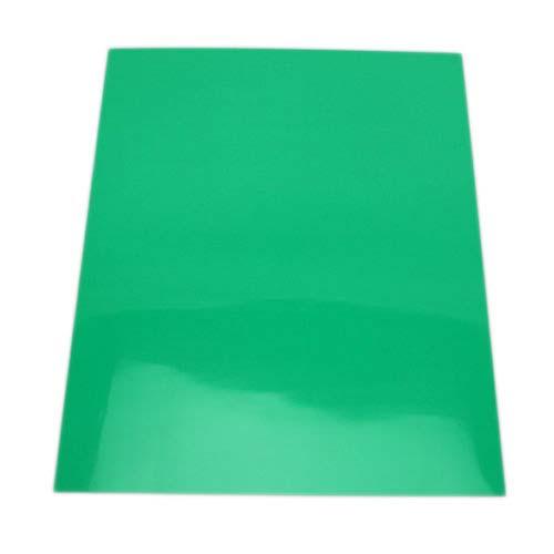 PVC Korice A4 180 mikrona zelene 1/100