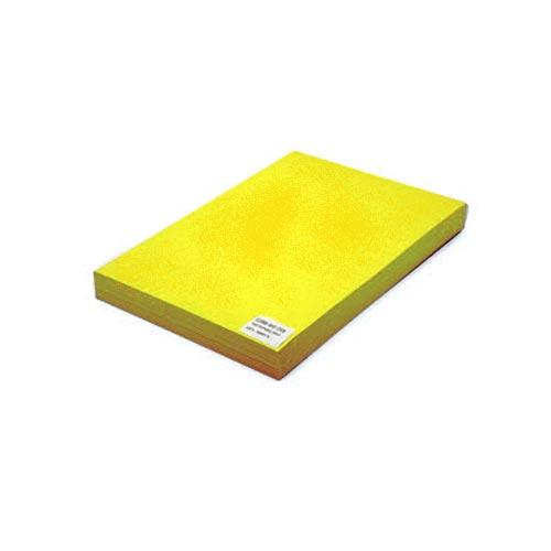 Korice reljefne A4 250g žute 1/100