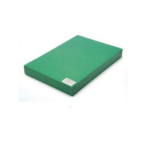 Korice reljefne A4 250g zelene 1/100