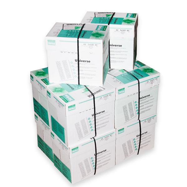 50 riseva fotokopir papira A4 80g UNIVERSAL