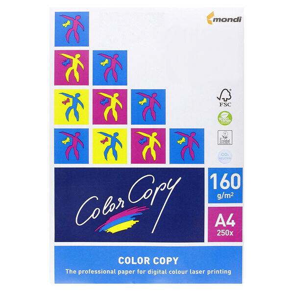 Fotokopir papir A4/250 160g COLOR COPY
