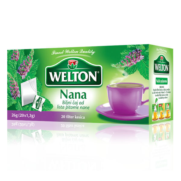 Čaj nana WELTON
