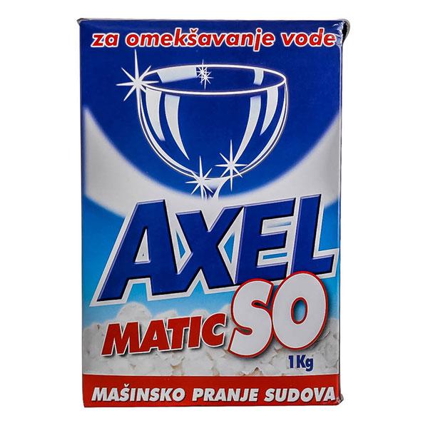 AXEL MATIC so omekšivač za vodu
