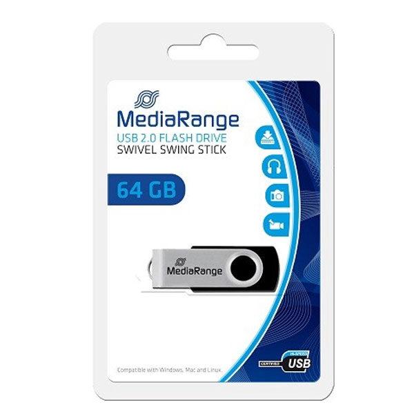 USB flash 64GB 2.0 MediaRange