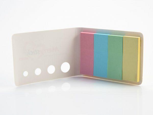 Obeleživač stranica PASTEL 20X50mm 4 boje