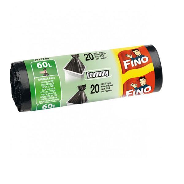 Kese za smeće 60L FINO Economy 1/20
