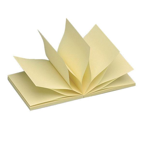 Blok samolepljivi Z- Notes 75x75 žuti INFO NOTES