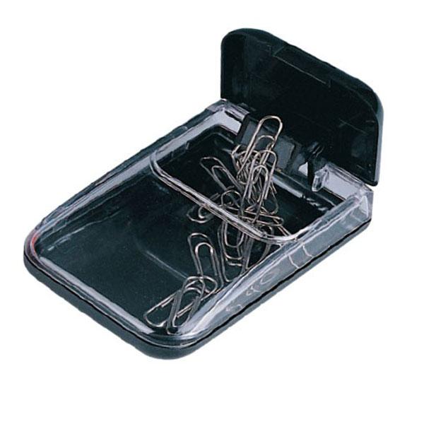 Kutija za spajalice magnetna DELI